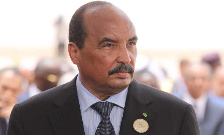 Photo of الرئيس الموريتاني: لن أعدل الدستور من أجل ولاية ثالثة