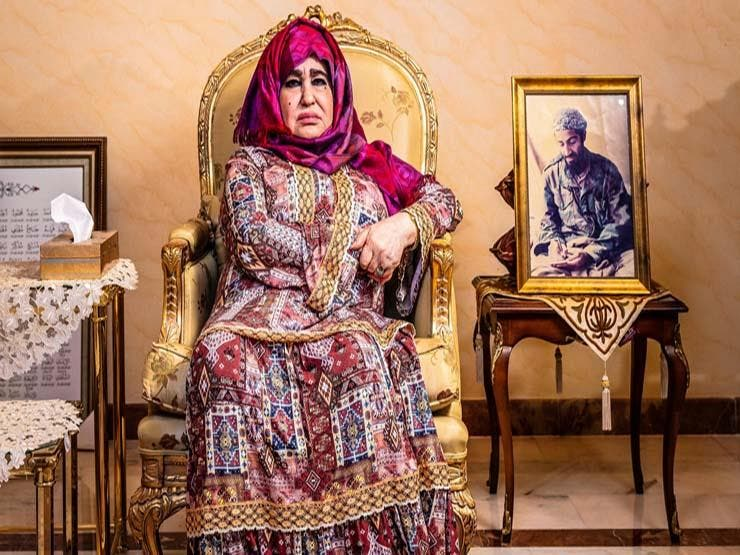 "Photo of والدة ""بن لادن "": اسامة كان طفلا خجولا ومتفوقا في دراسته ."