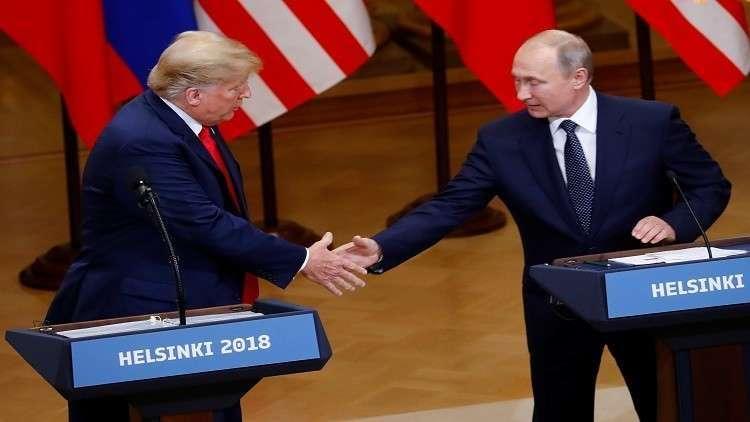 Photo of ترامب: أسّسنا لعلاقات طيبة مع بوتين
