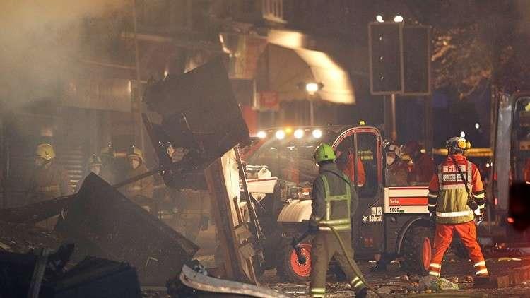 Photo of بريطانيا .. قتيل وجريح في انفجار بمصنع عسكري