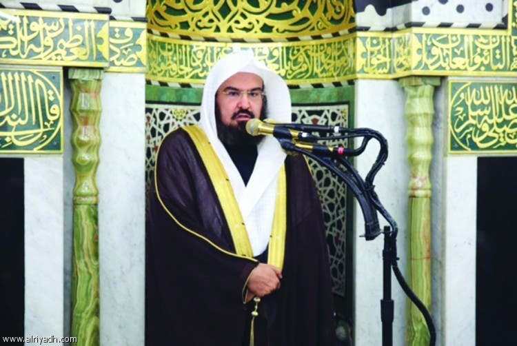Photo of السديس: الديار المقدسة للعبادة و ليست للشعارات السياسية