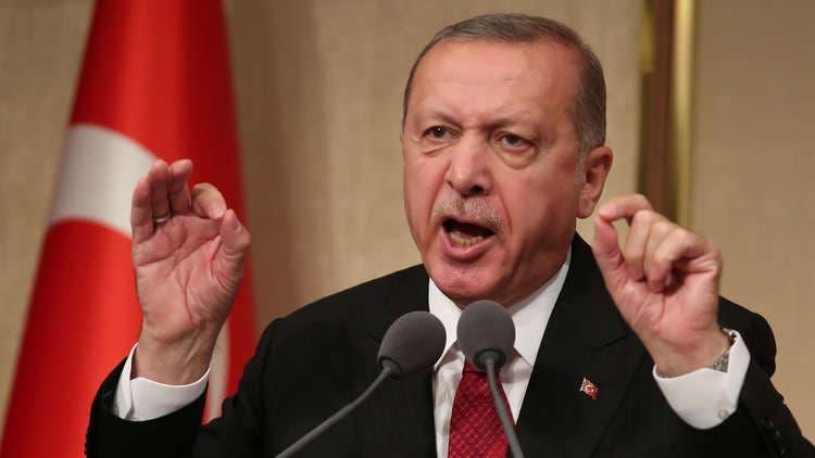 "Photo of أردوغان ل""أمريكا"": من يواجه تركيا سيدفع ثمنا باهظا!"