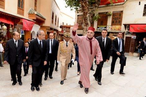 Photo of تحضيرات مكثفة تسبق زيارة الملك محمد السادس لمدينة فاس