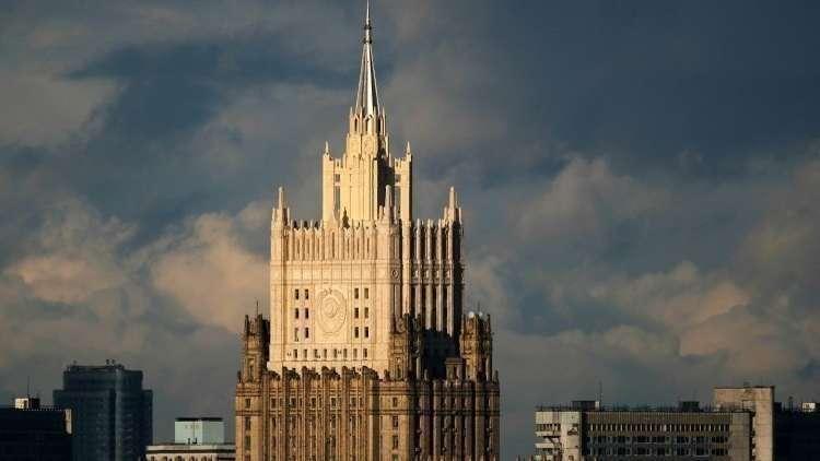 Photo of موسكو: محاولة اغتيال مادورو عملية إرهابية