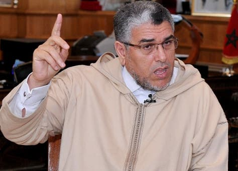 Photo of الرميد: لست مسؤولا عن اعتقال الزفزافي ورفاقه