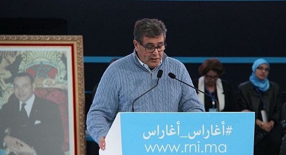 Photo of التجمع يثمن مضامين الخطاب الملكي ويهنئ بنشعبون بمنصبه الجديد