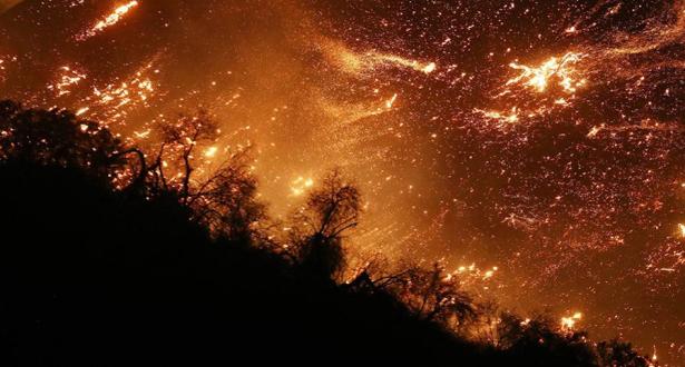 Photo of ارتفاع حصيلة حرائق غابات أمريكا إلى 100 حريق