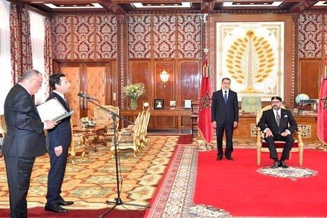 Photo of رسميا .. تنصيب محمد بنشعبون وزيرا جديدا للاقتصاد والمالية