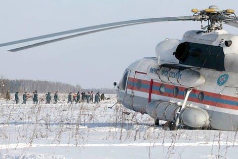 Photo of روسيا..مقتل 18 شخصا في حادث تحطم مروحية شرق البلاد