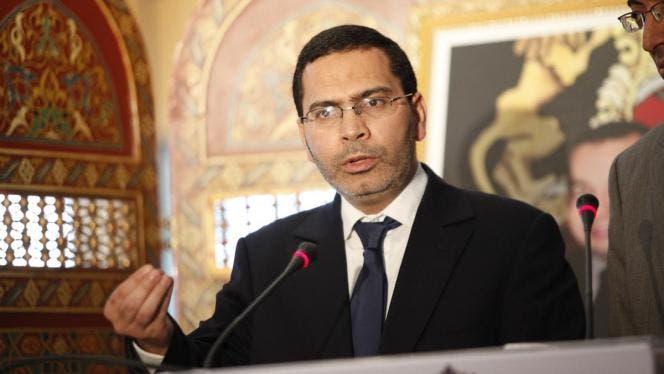 """Photo of الخلفي : """" إغلاق المغرب لمعبر """"بني انصار""""  قرار سيادي """""""