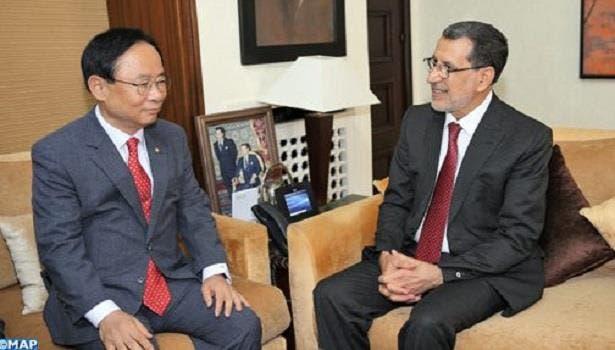 Photo of العثماني: المغرب حريص على تعزيز علاقات التعاون مع جمهورية كوريا