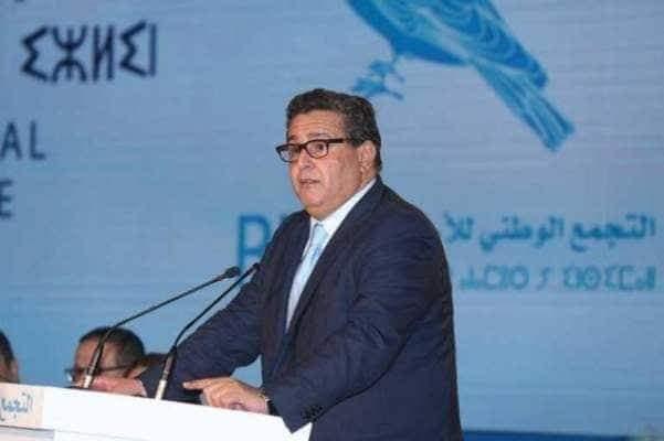 "Photo of برلماني تجمعي بأكادير في "" ركن المختفين"""