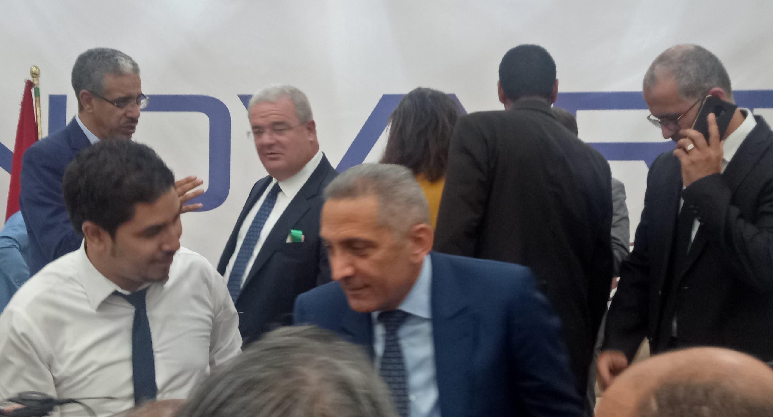 """Photo of العلمي : """"مصنع """"novares"""" يتيح فرص عمل لحوالي 200 شخص"""""""