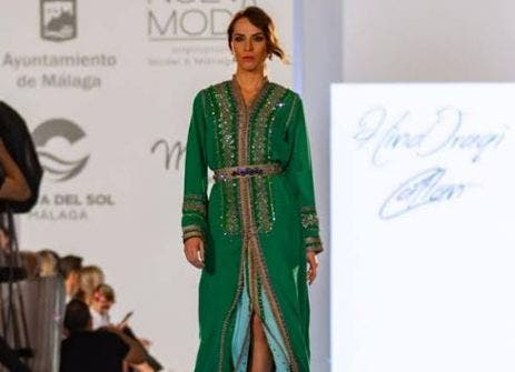 Photo of نجاح باهر للقفطان المغربي بأضخم أسبوع الموضة بأوروبا