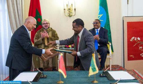 Photo of مباحثات مغربية إثيوبية لتسريع وتيرة تنفيذ اتفاقات موقعة