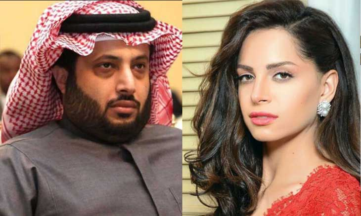 """Photo of بسبب """"تركي آل الشيخ"""".. الأمن المصري يقتحم منزل آمال ماهر"""