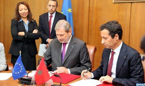 Photo of المغرب يستفيد من دعم أوروبي جديد بأزيد من 2 مليار درهم