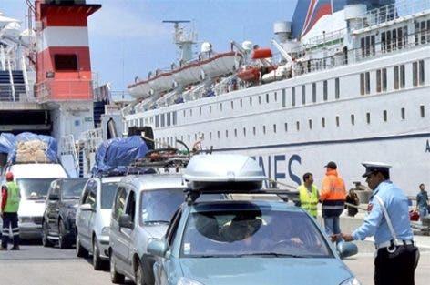 Photo of عملية مرحبا: عودة حركة النقل بميناء طنجة المتوسط إلى الوضع الطبيعي