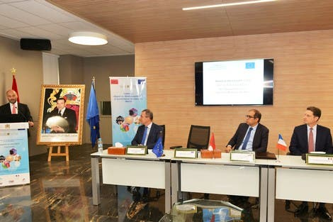 "Photo of  المغرب- الاتحاد الأوروبي.. انطلاق مشروع التوأمة ""دعم تطوير مراقبة السوق"""
