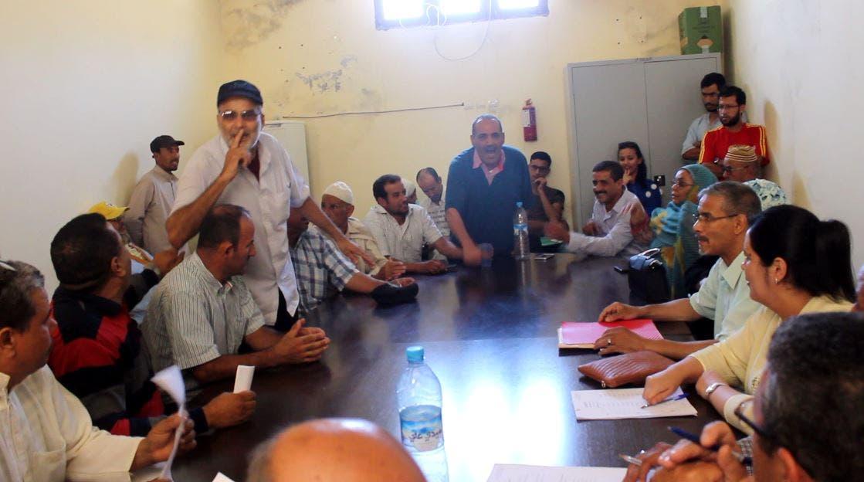 Photo of تارودانت : جماعة لمنيزلة على صفيح ساخن بسبب مهرجان الحناء إداوزال