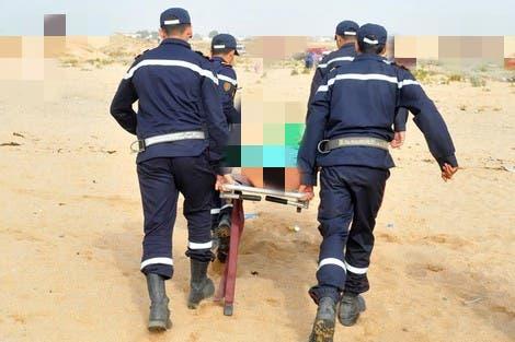 Photo of غرق رجل أمن بشاطئ ميراللفت بفعل تيار بحري قوي