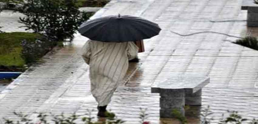 Photo of طقس الاثنين.. سحب كثيفة وزخات مطرية رعدية بهذه المناطق