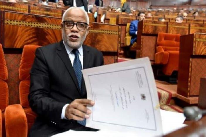 Photo of بعد واقعة باريس.. فضيحة سياسية جديدة و مثيرة للوزير يتيم بقلب قبة البرلمان