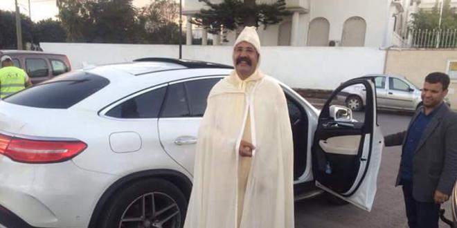 """Photo of بسبب البرلماني """"العلوي"""" .. برلماني يخلق ضجة مع الصحافة أمام البرلمان"""