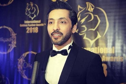 Photo of فهد الكبيسي يفتتح حفل جوائز BAMA العالمية