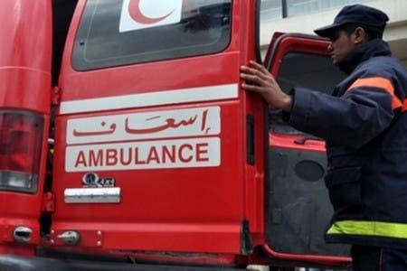 "Photo of انتحار ""مخزني"" بمنطقة المنار بطنجة"