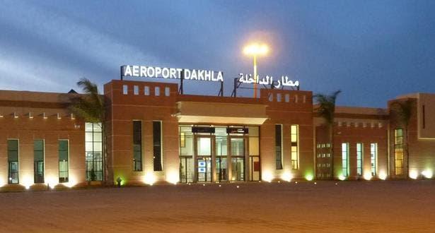 Photo of ارتفاع حركة النقل الجوي بمطار الداخلة