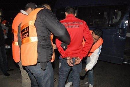 Photo of إيقاف مصنفين خطر بمكناس وحجز أسلحة بيضاء بحوزتهم