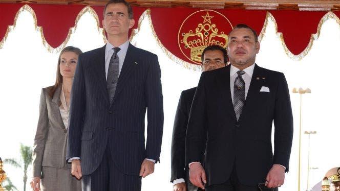 """Photo of الملك لـ""""العاهل الاسباني"""":""""نؤكد لكم حرصنا الدائم على مواصلة العمل سويا"""""""