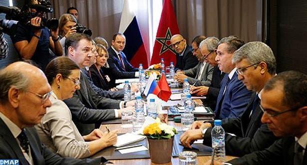 Photo of المغرب وروسيا عازمان على تعزيز تعاونهما في المجال الفلاحي
