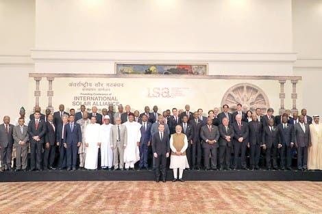 Photo of المغرب يشارك في أشغال الجمعية الأولى للتحالف الدولي للطاقة الشمسية بنيودلهي