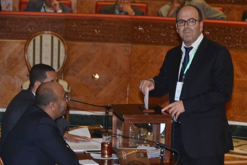 "Photo of بودن لهبة بريس : "" المعارضة"" هي اللاعب الوحيد في مشهد انتخاب رئيس مجلس المستشارين"