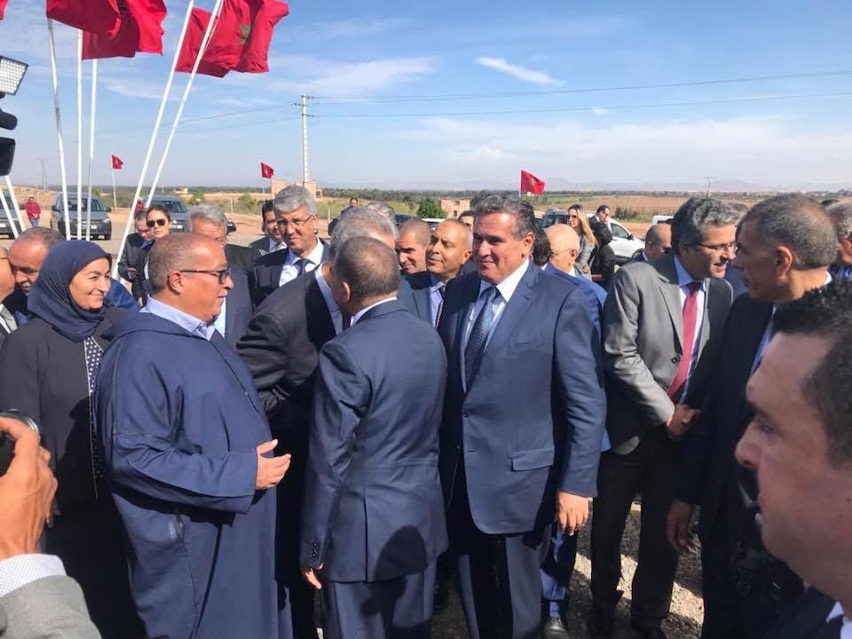 Photo of اخنوش يشيد بنتائج الموسم الفلاحي للعام الماضي
