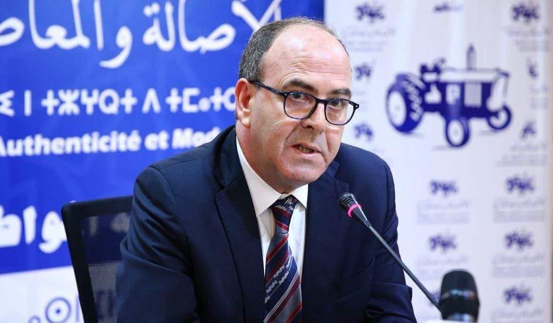 """Photo of """" البام"""" يفعل مسطرة الطرد الفوري في حق منتخب جماعي"""