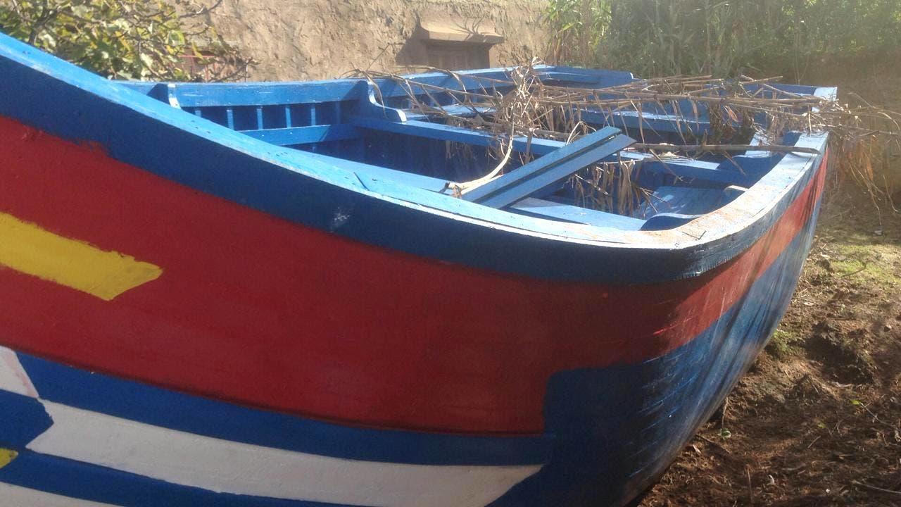 "Photo of مصالح سرية الدرك بالجديدة تففك أوراشا سرية لصناعة  ""قوارب الموت"""