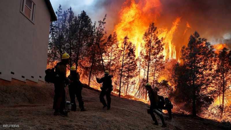 Photo of ارتفاع عدد قتلى الحريق الأكثر فتكا بتاريخ كاليفورنيا