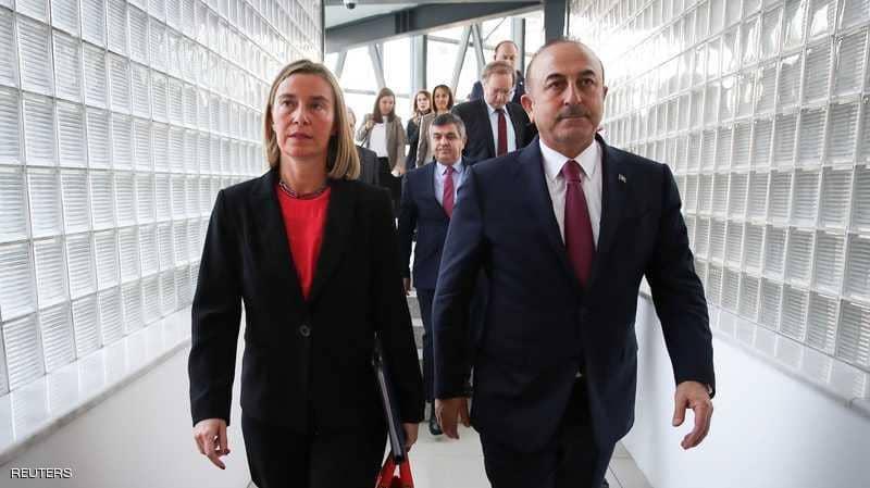 Photo of موغيريني توبخ تركيا: لدينا معايير سواء أعجبكم هذا أم لا