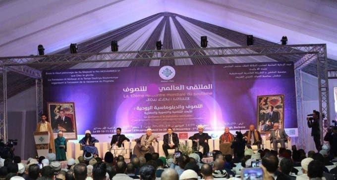 Photo of تنظيم الدروة 13 للملتقى العالمي للتصوف بمداغ بين 17و20 نونبر الجاري