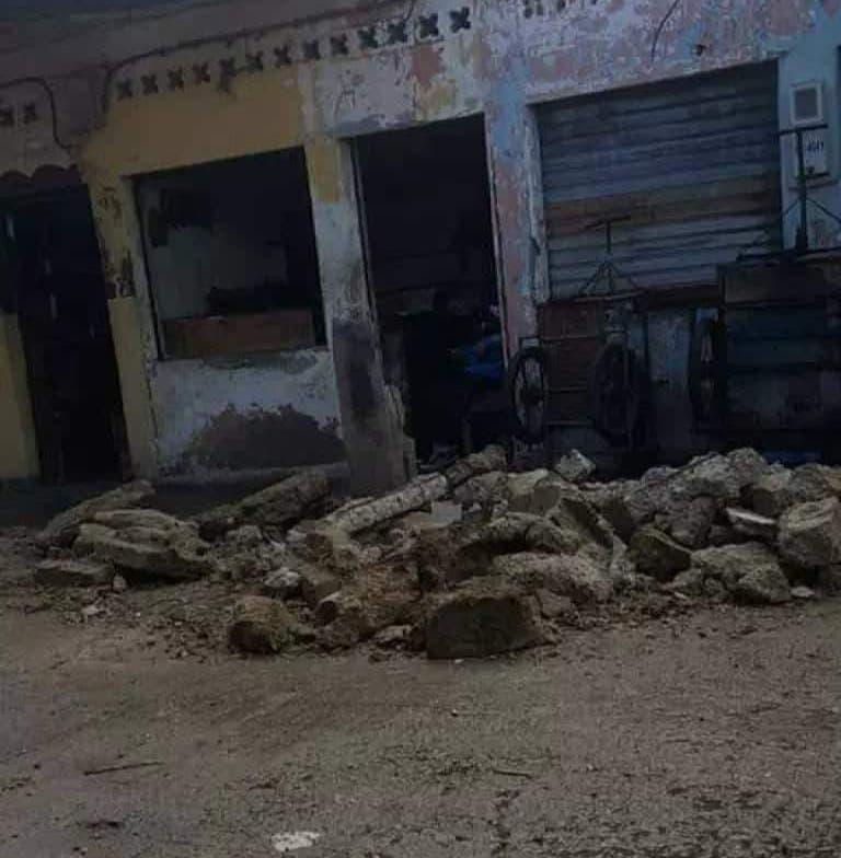 Photo of أكادير .. انهيار سقف سوق بلدي دون تسجيل خسائر في اللرواح