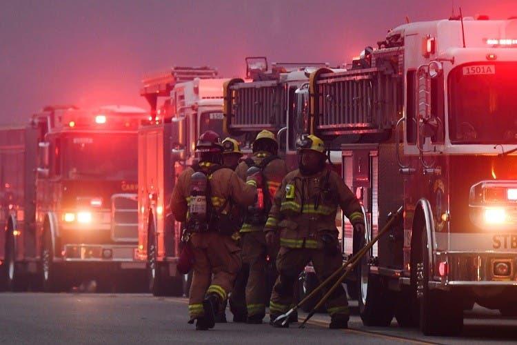 Photo of 9 قتلى في كاليفورنيا وترامب يعلن الطوارئ