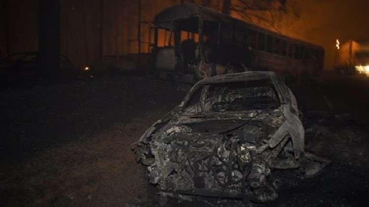 Photo of عدد قتلى حرائق كاليفورنيا 59 على الأقل والمفقودين 130