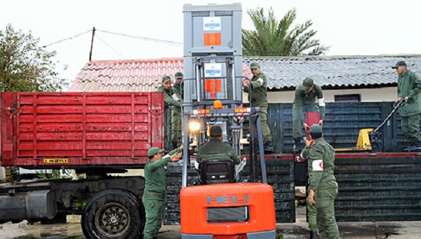 Photo of المستشفى الميداني للقوات المسلحة الملكية.. انطلاق قافلة طبية من الرباط في اتجاه أنفكو