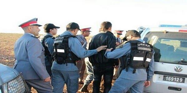 "Photo of الدرك الملكي يوقف بمدينة أزمور""قيدوم"" المجرمين وأباطرة المخدرات"