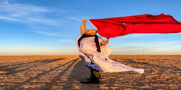 "Photo of ""الدوزى"" أفضل فنان مغربى لعام 2018 فى جوائز داف باما"