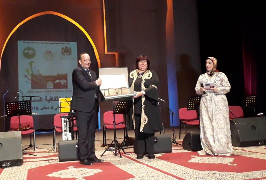 Photo of إفتتاح الأيام الثقافية المصرية إحتفاء بفعاليات وجدة عاصمة الثقافة العربية 2018