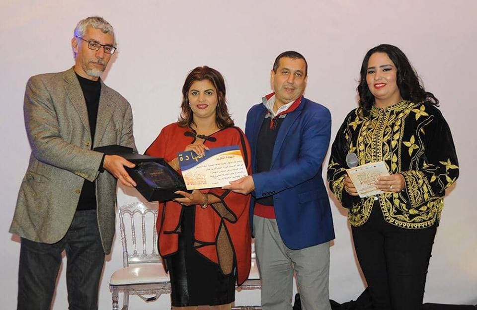 Photo of المهرجان الدولي للسينما بالدار البيضاء يكرم عائشة الكرجي
